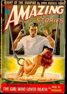 Amazing Stories... strange adventure