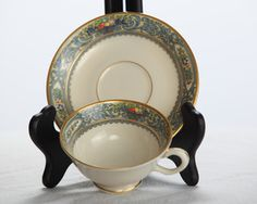 Lenox Autumn Pattern My china (and these are like my cups)