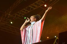 Queen Ifrica performing on Night 2 of Rebel Salute — at Grizzly's Plantation Cove, St. Visit Jamaica, Jamaican Music, Rebel, Musicals, Ann, Culture, Queen, Night, Fashion