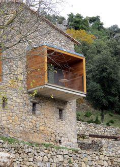 El Bosquet Montagut, La Garrotxa, Spain Arcadi Pla I Masmiquel Arquitecte