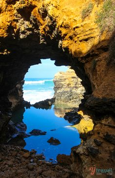 The Grotto - One of the highlights of the Great Ocean Road in Australia