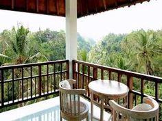Bali Bliss Resort & Spa Ubud Bali - Balcony  kita cuma mampu yg deluxe hehehe Ubud Bali, Ubud Hotels, Hotel Reviews, Resort Spa, Bed And Breakfast, Balcony, Bliss, Sunset, Outdoor Decor