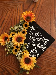 Struggling to figure out how to decorate a graduation cap? Get some inspiration from one of these clever DIY graduation cap ideas in These high school and college graduation cap decorations won't disappoint! Graduation Cap Toppers, Graduation Cap Designs, Graduation Cap Decoration, Decorated Graduation Caps, Graduation Images, Nursing School Graduation, Graduation Diy, Graduate School, College Graduation Quotes