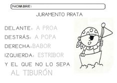 Proyecto piratas Pirate Birthday, Pirate Party, Peter Pan, My Books, How To Plan, School, Projects, United Nations, Highlands