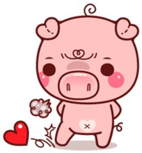 """Pigma : I am called """"Pigma"""" , a cute cuddly pig. I will bring more excitement and fun to your chatting experience. Funny Pigs, Cute Pigs, Romantic Humor, Pig Images, Mini Pigs, Baby Pigs, Animation Reference, Female Character Design, Creative Pictures"""