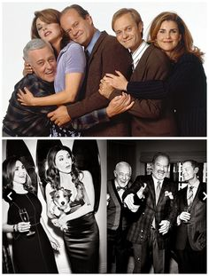 So about what I said...: TV show reunions