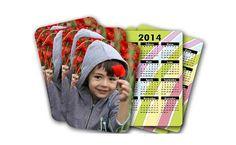 Prepara els 2015 amb calendaris de butxaca (100 unitats) per només 9€