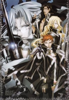 Trinity Blood...abel nightroad....