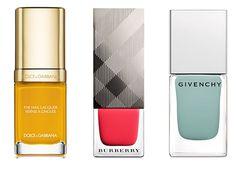 Los mejores colores de uñas para la primavera 2015