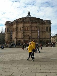 McEwan Hall - University of Edinburgh