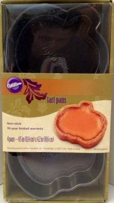 Wilton Pumpkin Shaped Tart Pans Set of 4 Wilton,http://www.amazon.com/dp/B00AHK208S/ref=cm_sw_r_pi_dp_nNz5sb1FGSTPCETK