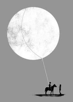Give her the moon..