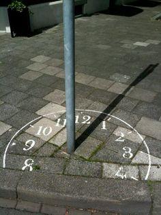 sundial art