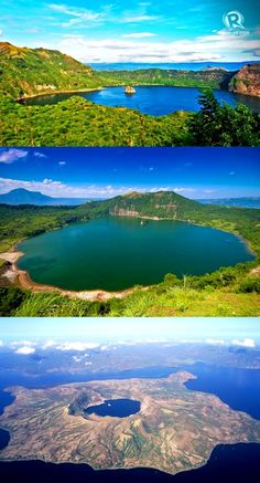 Taal Volcano is a complex volcano located on the island of Luzon in the Philippines. It is the second most active volcano in the Philippines with 33 historical eruptions.