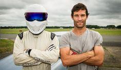 Mark Webber At Top Gear