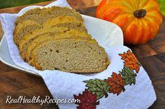 Low carb pumpkin bread recipe
