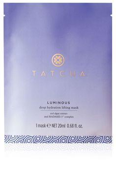 Tatcha Luminous Deep Hydration Lifting Mask, $28, tatcha.com.
