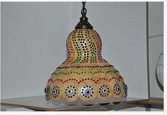 Lamp Inspiration, Gourd Lamp, Moroccan Decor, Dremel, Gourds, Artist At Work, Lamp Light, Arts And Crafts, Lights