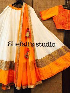 Blouse Lehenga, Half Saree Lehenga, Lehenga Gown, Indian Lehenga, Anarkali, Garba Dress, Navratri Dress, Lehnga Dress, Half Saree Designs