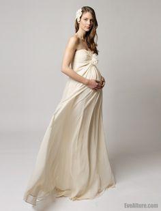 abiti sposa incinta in attesa