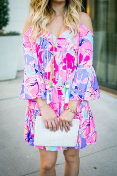 lilly cold shoulder style.