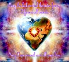 May Love prevail :)