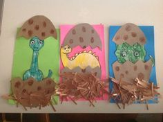 Dinosaur Craft for kids | Therapy
