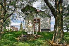 Anna-Kapelle, Marienstatue aus Kloster Arnsburg, Rockenberg