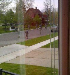 """Marine Corps Law Enforcement Battalions To """"Control Civil Disturbances"""""""