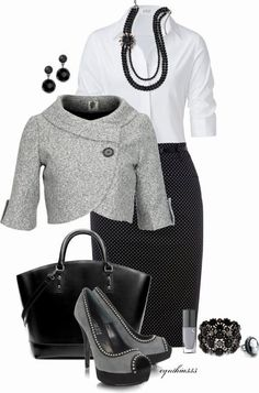 cute business attire 5 best outfits - Page 5 of 5 - work-outfits.com