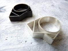ana pina | shop: angular collection . ring AN 03.001