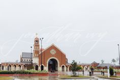 JIP-Chapman-Wedding-130 St. Martha's Catholic Church, Kingwood, Texas