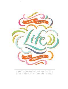 Crystal Wilkerson Life Planner by Jill De Haan