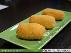 Croquetas de jamón iberico Thermomix