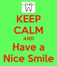 Have a nice smile, kfobabai, orthodontics, Kieferorthopädie, Zahnspange, Braces