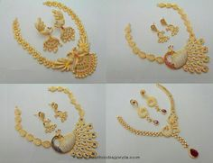 Latest trendy imitation necklace designs from Simma Jewels