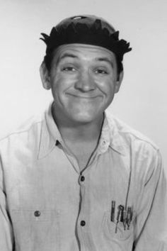 """George Lindsey -""""Judy, Judy, Judy!"""" Goober on  The Andy Griffith Show..sure hated to hear that he passed away ...R.I.P. George Lindsey(Goober)would have loved to have met him...."""