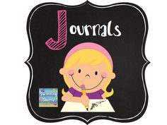 Swimming Into Second: J is for Journals (ABCs of 2nd grade) reading journals and poem/phonics journal highlighted