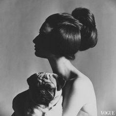 Karen Radkai - «Vogue» 50-60-х годов