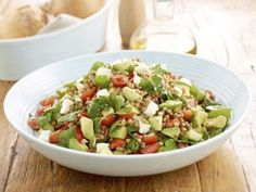 Avocado linzensalade / Food | Women's Health Mobiel