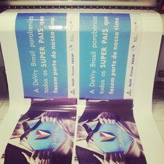 Impressão Digital - Faixa (Lona 440g) - Faculdade Fanor - Devry