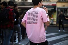 We take a look at what local and international attendees wore to Kanye West's short-lived pop-up shop in Paris.
