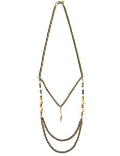 Armor Fall Winter 2014, Gold Necklace, Crafts, Jewelry, Fashion, Moda, Gold Pendant Necklace, Manualidades, Jewlery