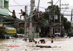 Imagine, this is Quezon City...