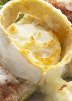 Salada de figos com chèvre quente