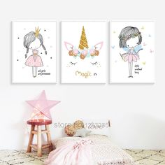 39 Trendy baby girl room nordic home Baby Boy Nursery Themes, Baby Boy Nurseries, Baby Decor, Unicorn Room Decor, Unicorn Rooms, Country Color Scheme, Crochet Baby Cocoon, Unicorn Pictures, Nordic Home
