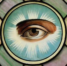 All seeing eye of God