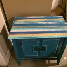 the easiest way to create unique chalk painted furniture, chalk paint, how to, painted furniture