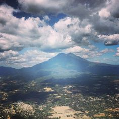 Izalco Volcano El Salvador http://instagram.com/mariajosediazul