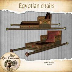Egyptian chairs